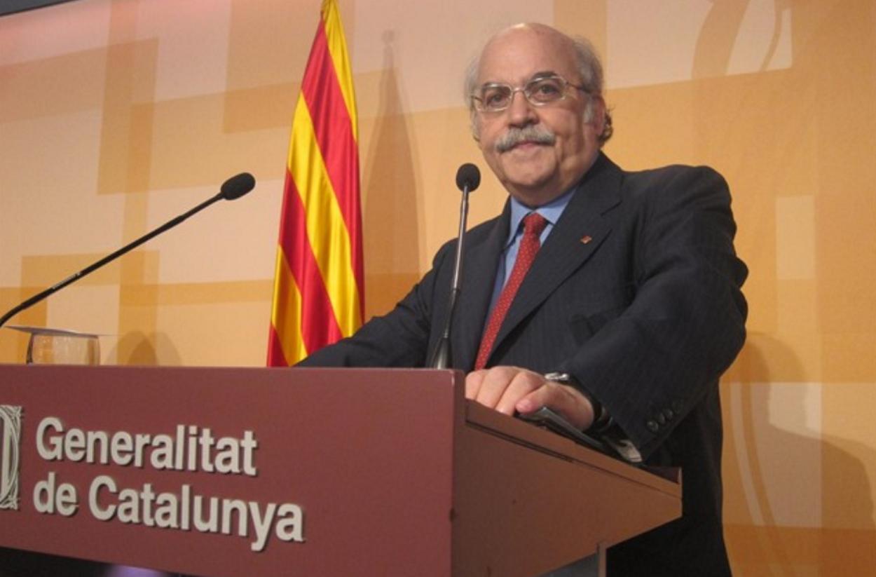 """Generalitat   Mas-Colell: """"Que Susana Díaz se ocupe de Andalucía y sus 40 años de fracasos"""" Andreu-mas-colell-ep"""