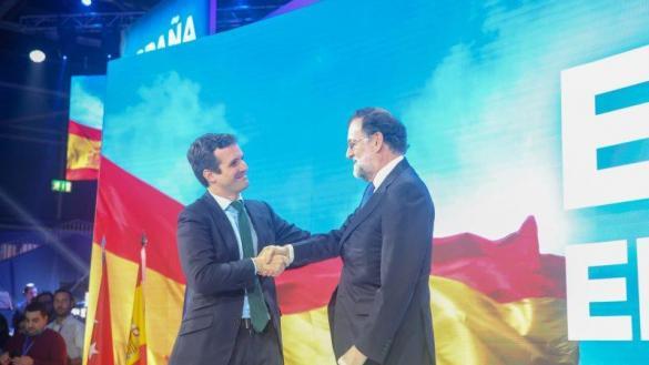 El año de Pablo Casado al frente del PP: pésimos resultados, deuda asfixiante y crítica interna