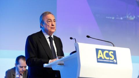 ACS construirá una estación en Londres por 2.000 millones