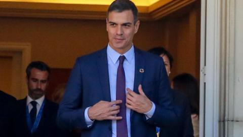 Sánchez cancela su asistencia a un acto el lunes en Barcelona