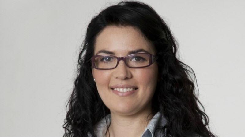 Soraya García Mesa, la alcaldesa de Benaoján
