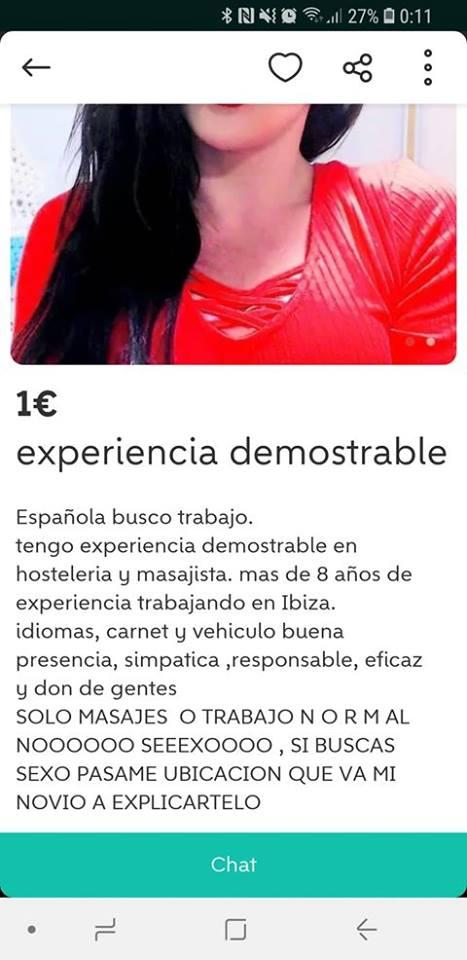 Experiencia demostrable