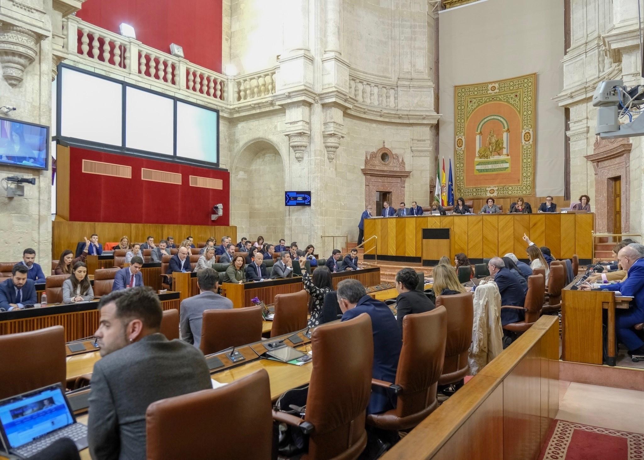 Vox Vota Diferente A Sus Socios De Gobierno En Andalucia Por