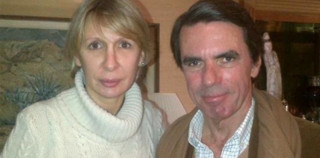 Aznar Montó En Cólera Tras Enterarse De La Participación De Su