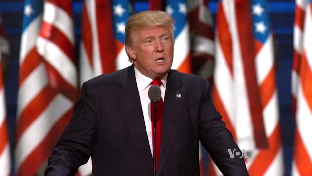 Donald Trump. Foto: Voice of America