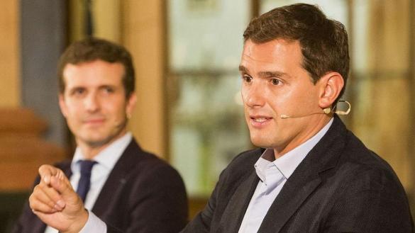 Lea los comunicados de PP y Ciudadanos tras la reunión para valorar la abstención a Sánchez