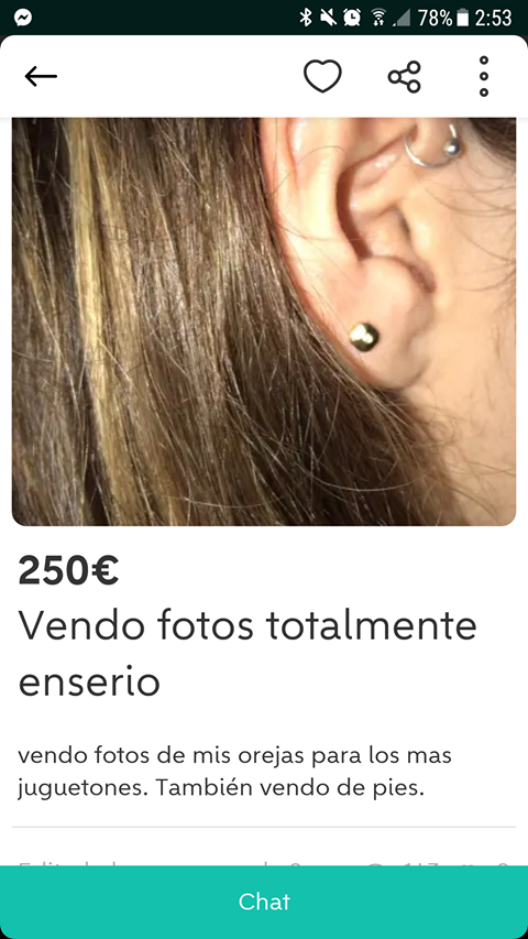 Vendo fotos
