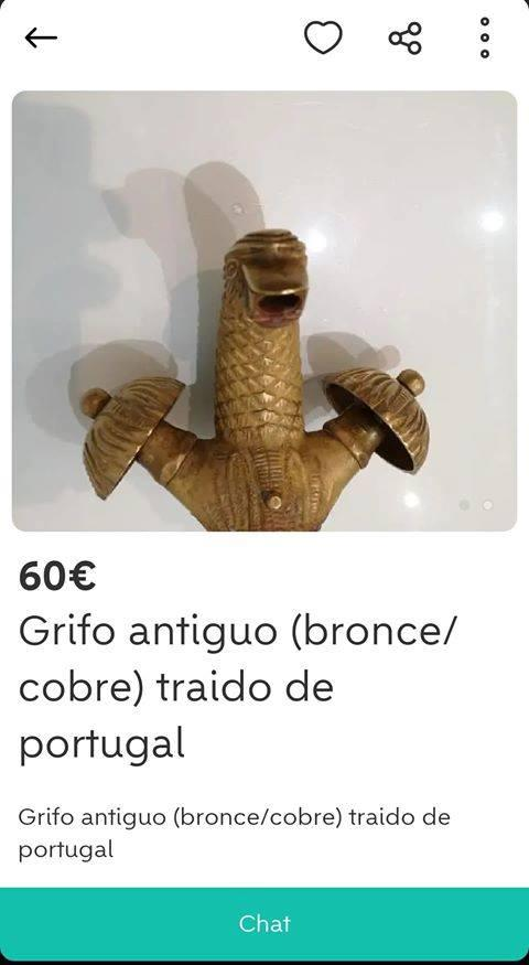Grifo antiguo