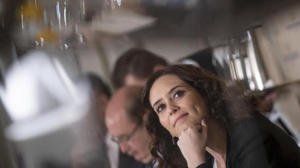 Esta candidata es una ruina: Díaz Ayuso da pánico al PP