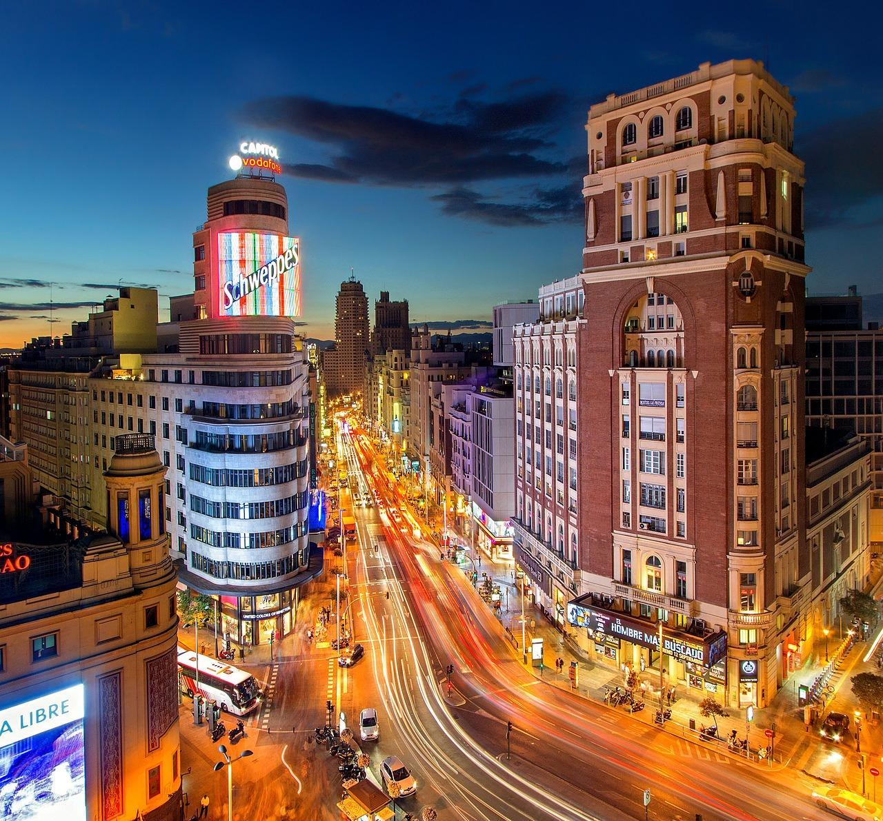 Las Diez Terrazas Con Las Mejores Vistas De Madrid Para