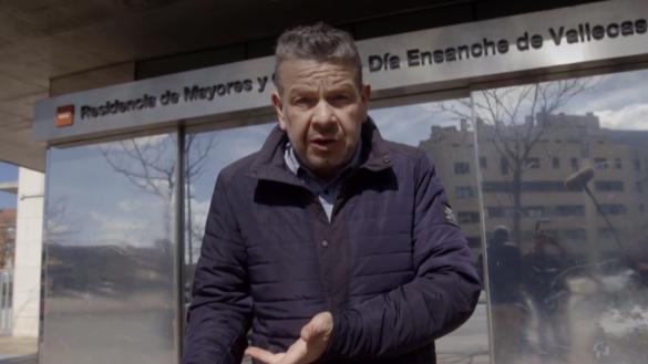Sanidad cierra la cocina de la 'residencia Gürtel' denunciada por Chicote
