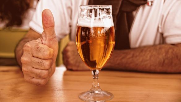 Los efectos positivos de la cerveza sin alcohol