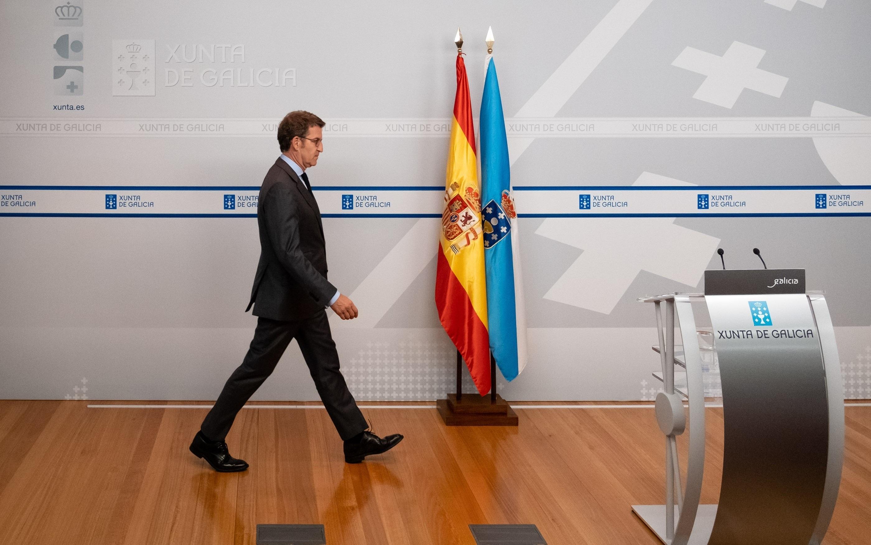 El PP gallego evita apoyar la Ley de Interrupción Voluntaria del Embarazo