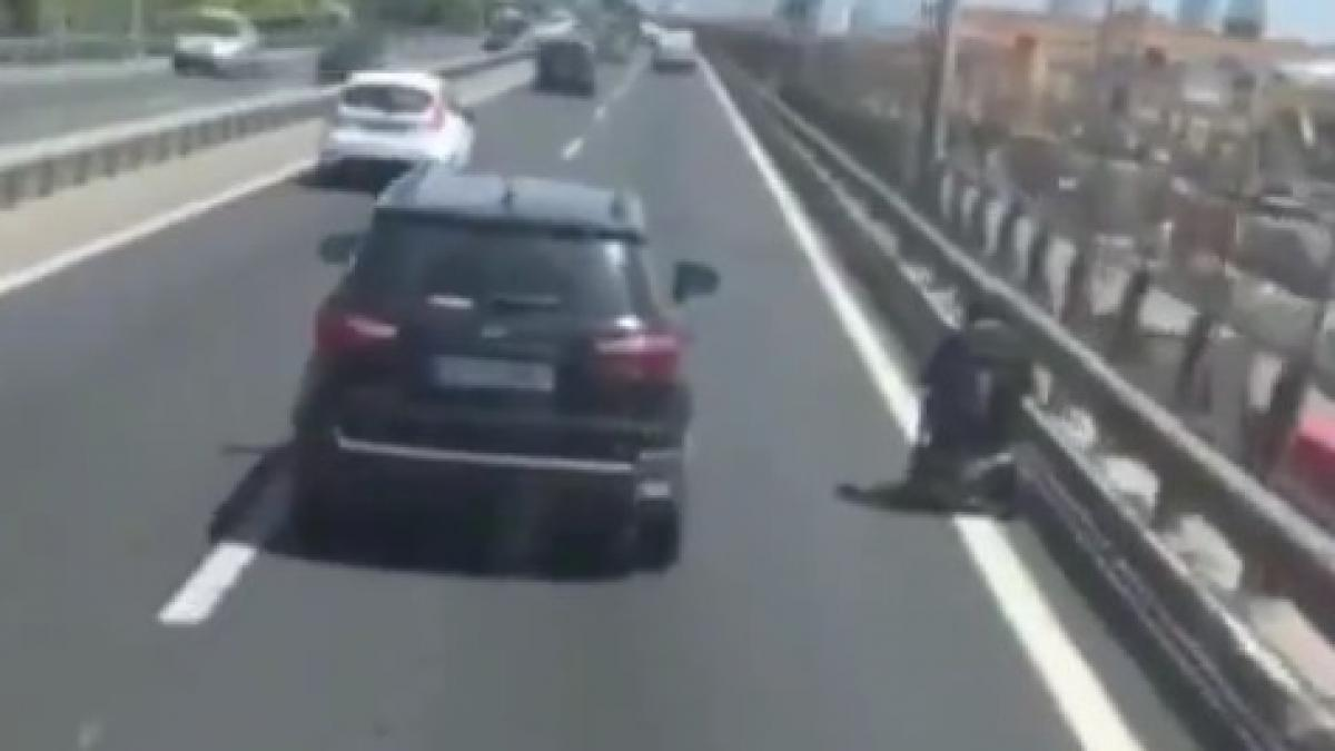 autopista silla de ruedas