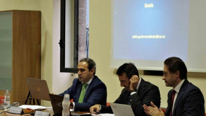 Pablo Gutiérrez de Cabiedes. ACdP