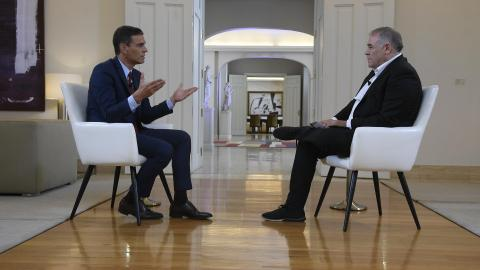 Pedro Sánchez será entrevistado este jueves en un especial de 'Al Rojo Vivo' después del fracaso en las negociaciones
