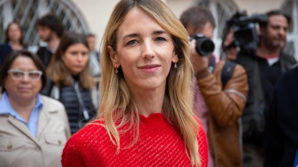 Cayetana Álvarez de Toledo sale en defensa de Plácido Domingo