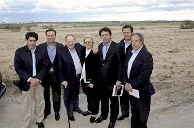 David Perez. Eurovegas. Con Adelson