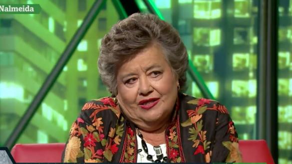 Las palabras de Cristina Almeida que no gustarán a Álvarez de Toledo y Rocio Monasterio