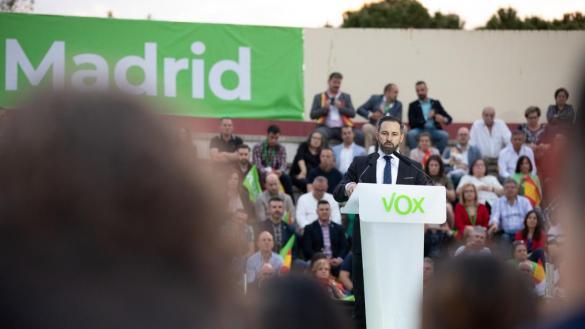 Vox en los debates: la gran novedad de la repetición de elecciones