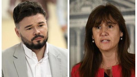 erc junts lista barcelona supremo rufián junqueras tribunal