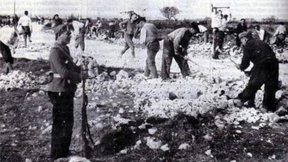 El destino de los 18.000 republicanos enterrados en el Valle de los Caídos