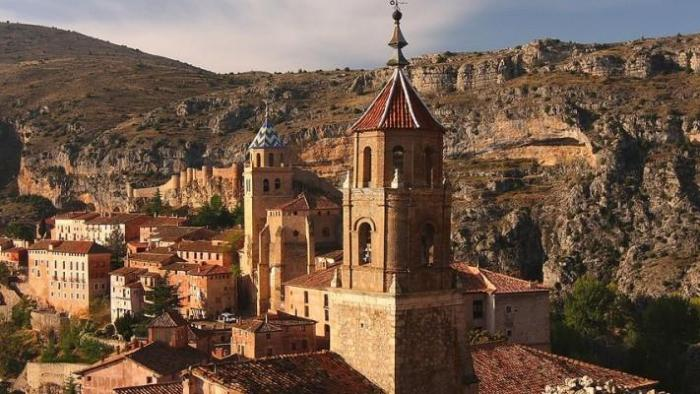 Vista de Albarracín, en Teruel. TURISMO ALBARRACÍN