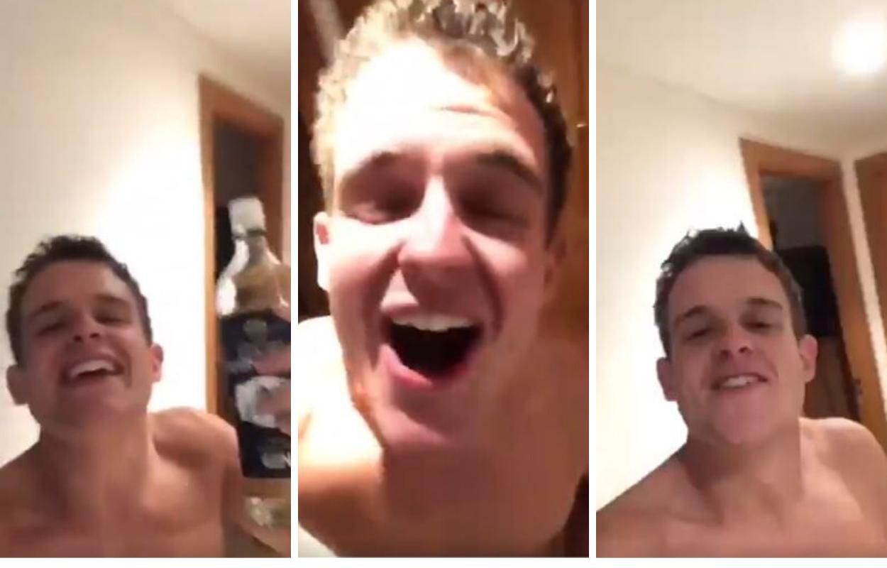 Novio difunde video porno El Rapero Arkano Difunde Y Luego Borra Un Video Sexual En El Que Aparece Bebiendo