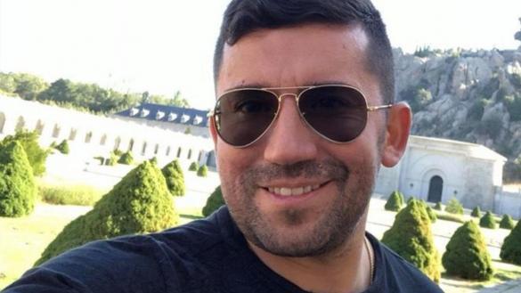 El asesino que descuartizó a Marta Calvo, en el Valle de los Caídos y promocionando un club de lucha