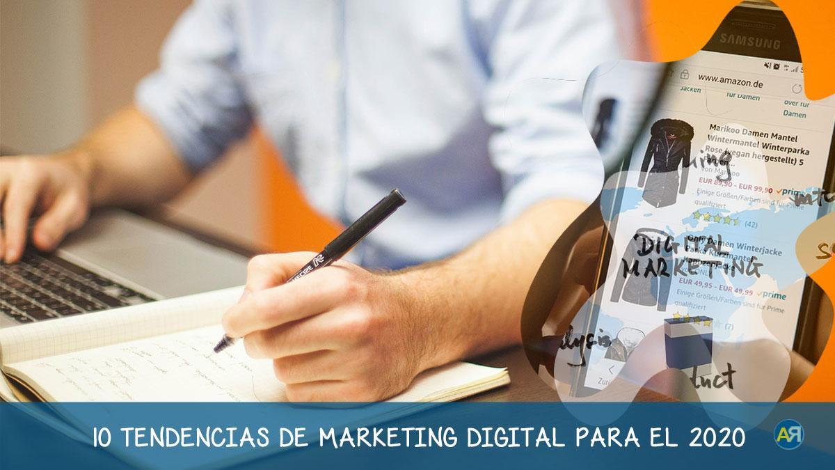 tendencias marketing digital 2020 ana rico