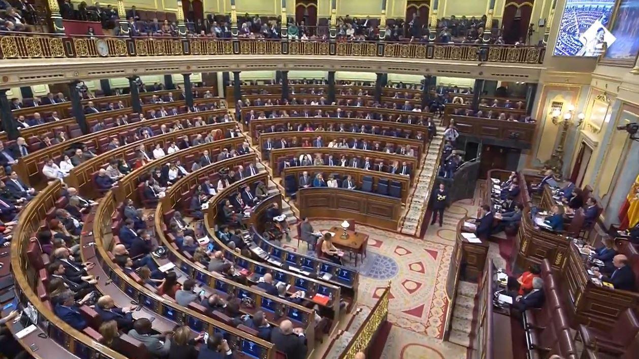 Resultado de imagen de SESIÓN INVESTIDURA congreso