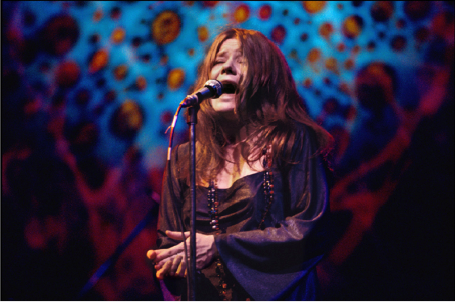 Janis Joplin en 1969