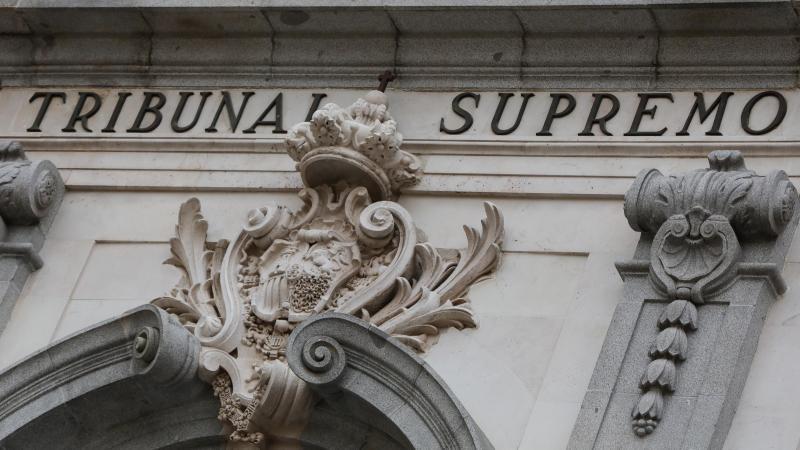 Tribunal Supremo. Europa Press