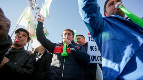 Una organización de agricultores muy ligada al PP planea manifestarse frente a la casa de Iglesias
