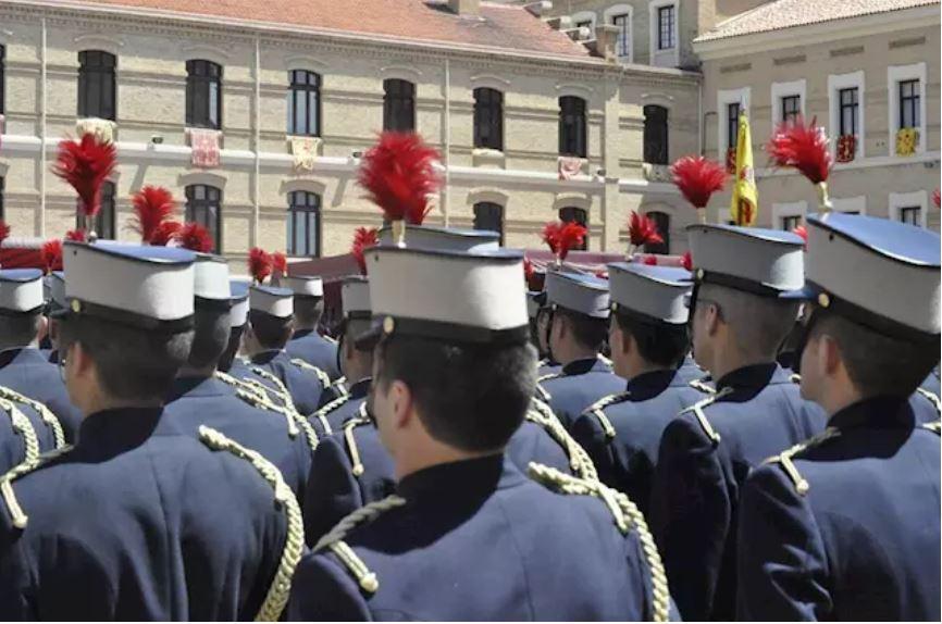 La Academia Militar de Zaragoza / Europa Press