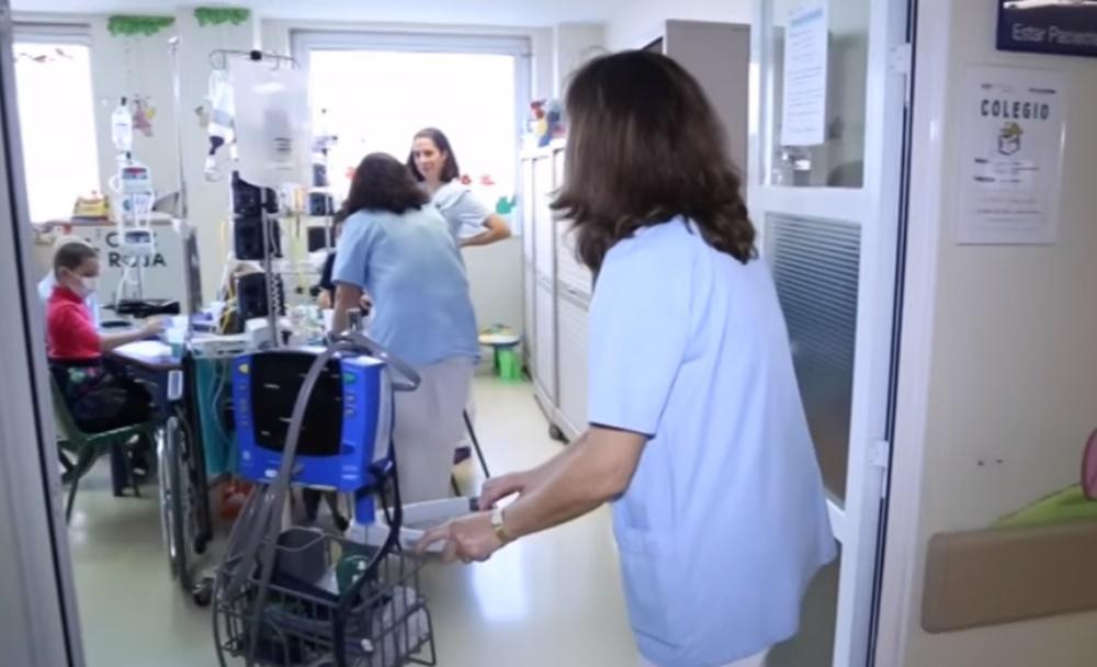 Oncología Pediátrica Hospital La Paz.