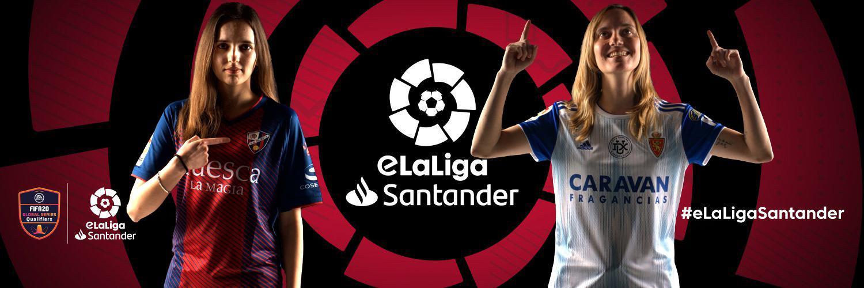 Laura Moreno y Sandra Martínez aterrizan en la eLaLiga Sa...