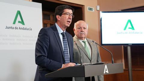 Fase 2: Marín y el alcalde de Granada atacan al Gobierno; el de Málaga apela a la salud