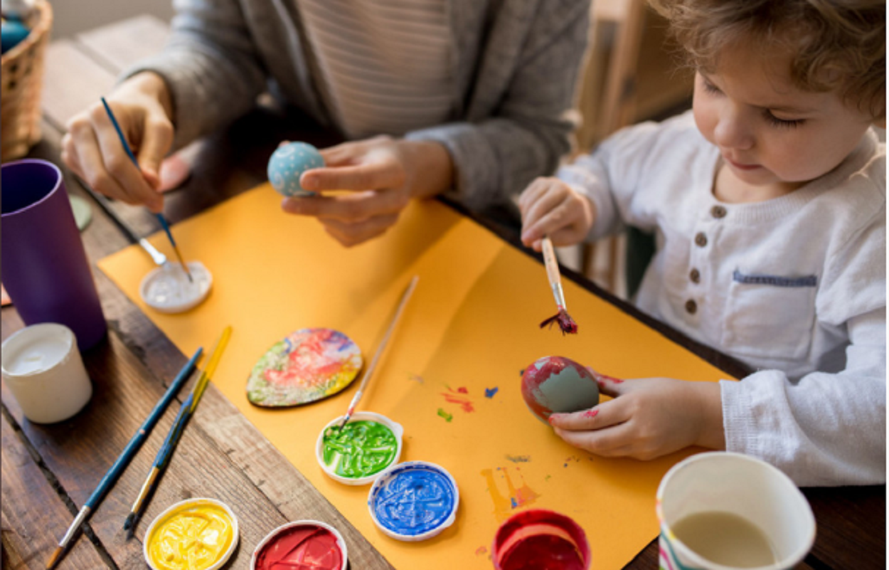 Estado De Alarma 10 Manualidades Para Hacer Con Los Niños En Casa