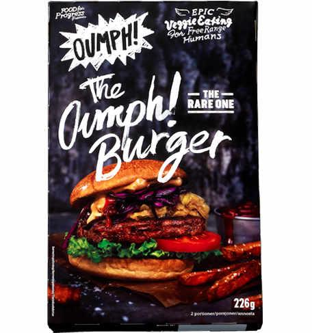 The Oumph Burger
