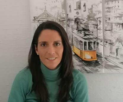 Belén Rodrigo, corresponsal del 'Diario de Noticias' de Portugal.