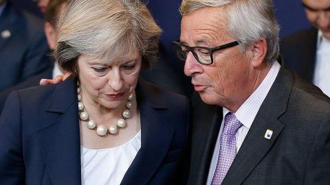 La UE aprueba por unanimidad la salida de Reino Unido