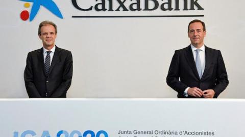 Jordi Gual (CaixaBank) pide un esfuerzo fiscal coordinado y sustancial a nivel europeo