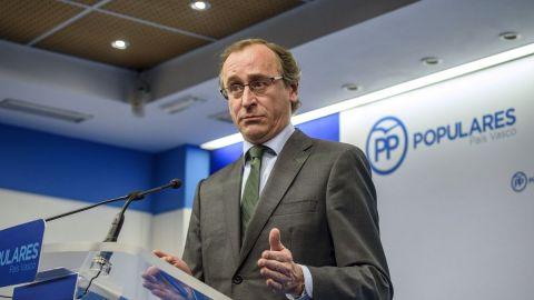 PP y Ciudadanos coquetean en Euskadi y hacen el vacío a Vox