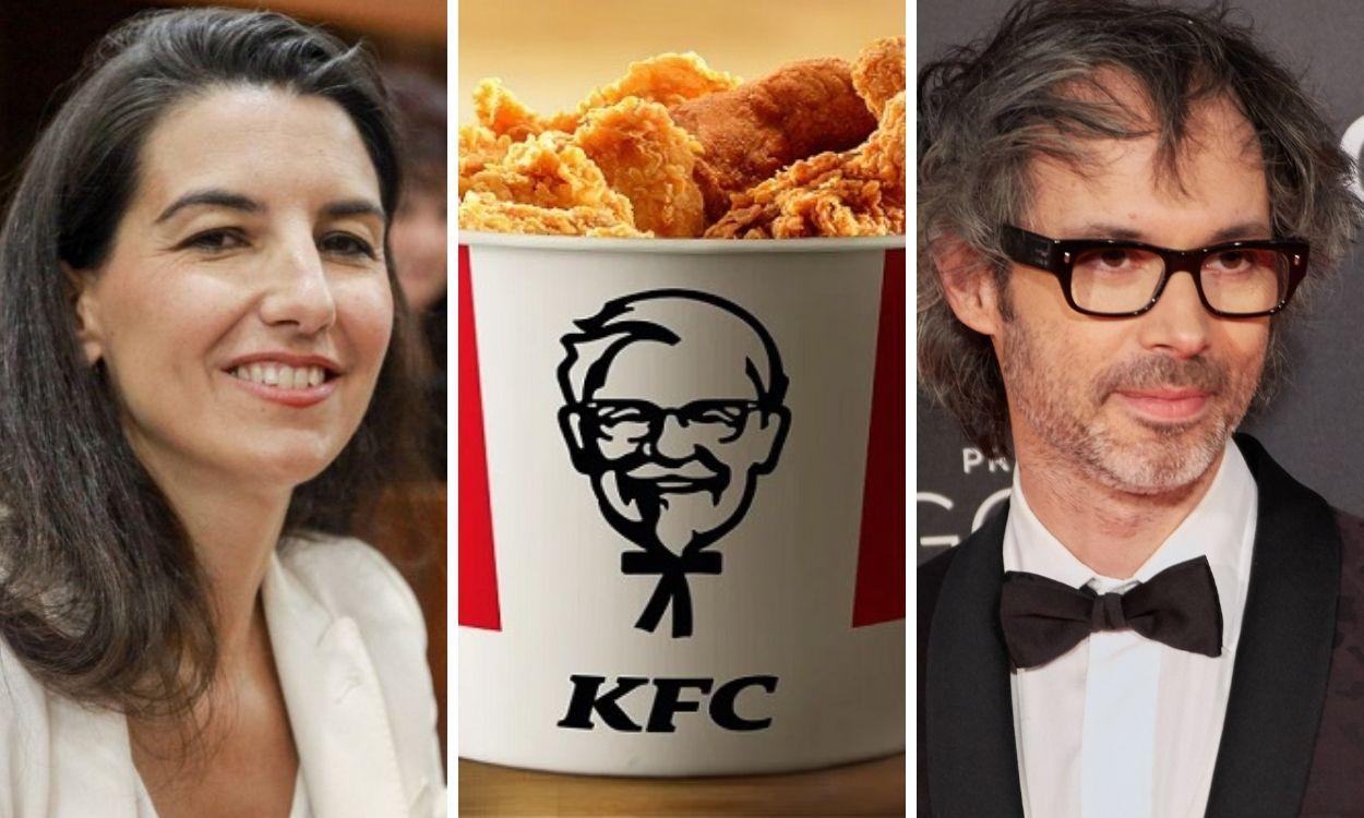 James Rhodes compara a Rocío Monasterio con KFC: Grasienta y mala para la salud